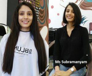 Ms Subramanyam